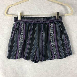 Mossimo Aztec BOHO Style Shorts